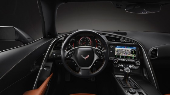 Chevrolet Corvette C7 Stingray 2014