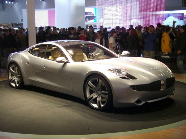 la fisker karma une voiture lectrique de luxe viaprestige automobile. Black Bedroom Furniture Sets. Home Design Ideas