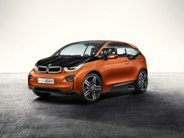 bmw i3 la citadine lectrique de bmw. Black Bedroom Furniture Sets. Home Design Ideas