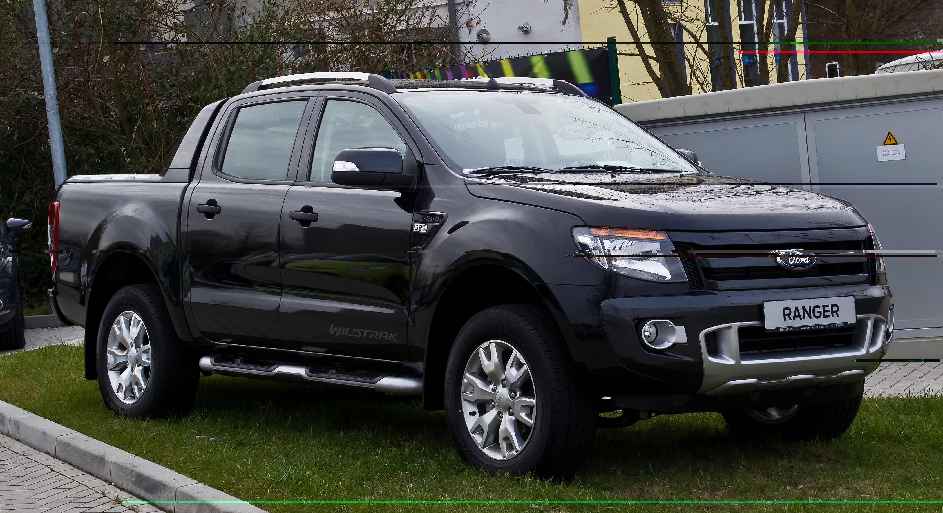 Pick up Ford ranger