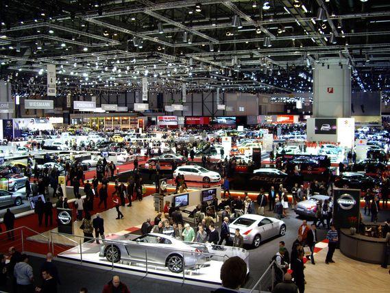 salons automobiles