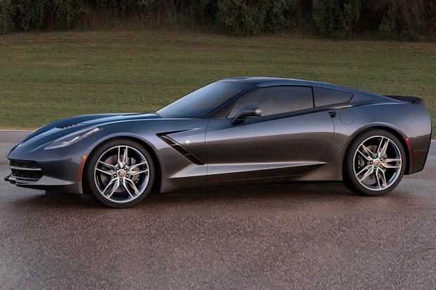 Chevrolet Corvette C7 Stingray 2014