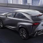 Lexus LF-NX Turbo Viaprestige 3