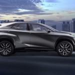 Lexus LF-NX Turbo Viaprestige 5