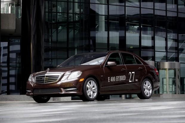 Mercedes E300 BlueTEC Hybrid Viaprestige 1