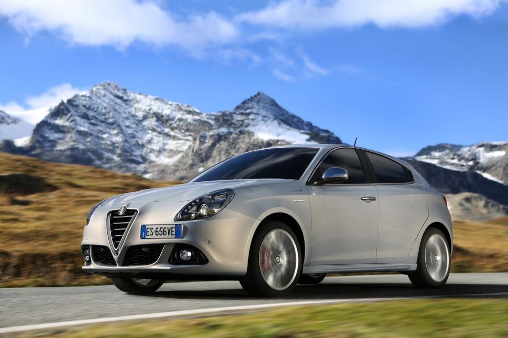Alfa Romeo Guilietta 2014