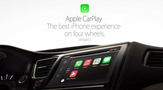 apple car play gadgets pour automobile