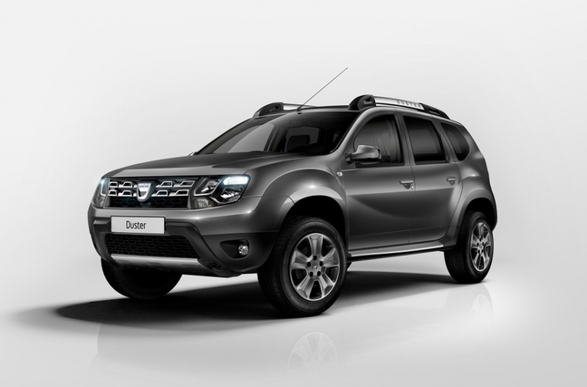 le nouveau dacia duster. Black Bedroom Furniture Sets. Home Design Ideas