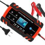 Chargeur de batterie voiture InThoor